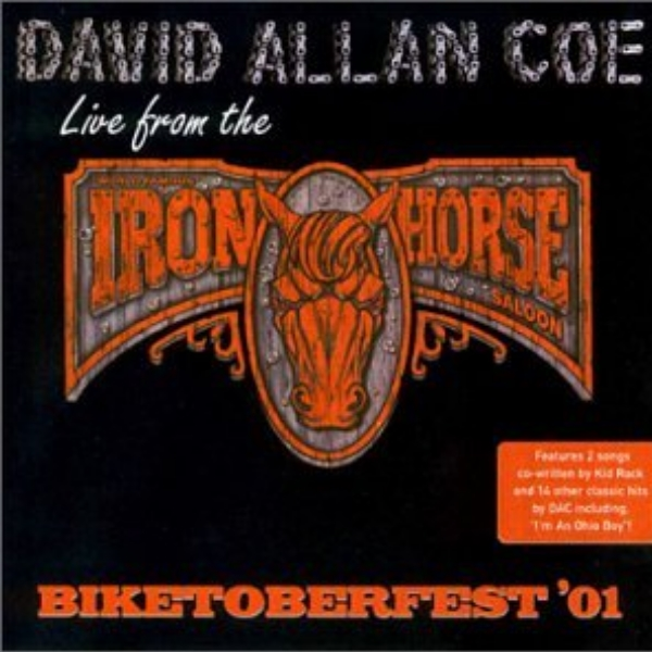 Live From The Iron Horse Saloon: Biketoberfest '01
