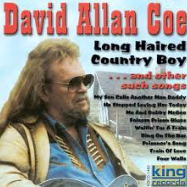 Long Haired Country Boy... And Other Such Songs